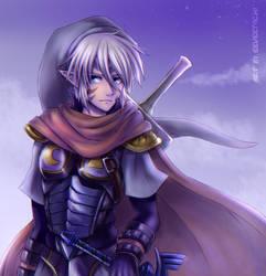 The Hero Deity by Eeveetachi