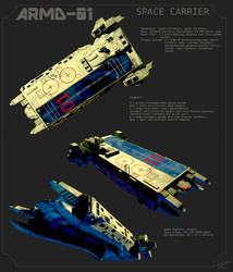 ARMD carrier by EastCoastCanuck