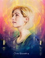 -13th Doctor- by Orchidea-Blu