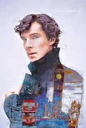 -Sherlock Holmes- by Orchidea-Blu
