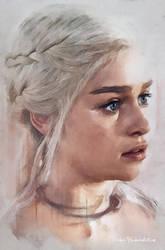 -Khaleesi- by Orchidea-Blu