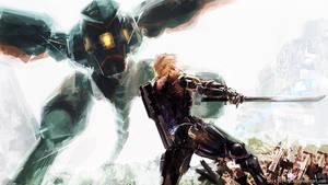 Raiden vs RAY by GC3K