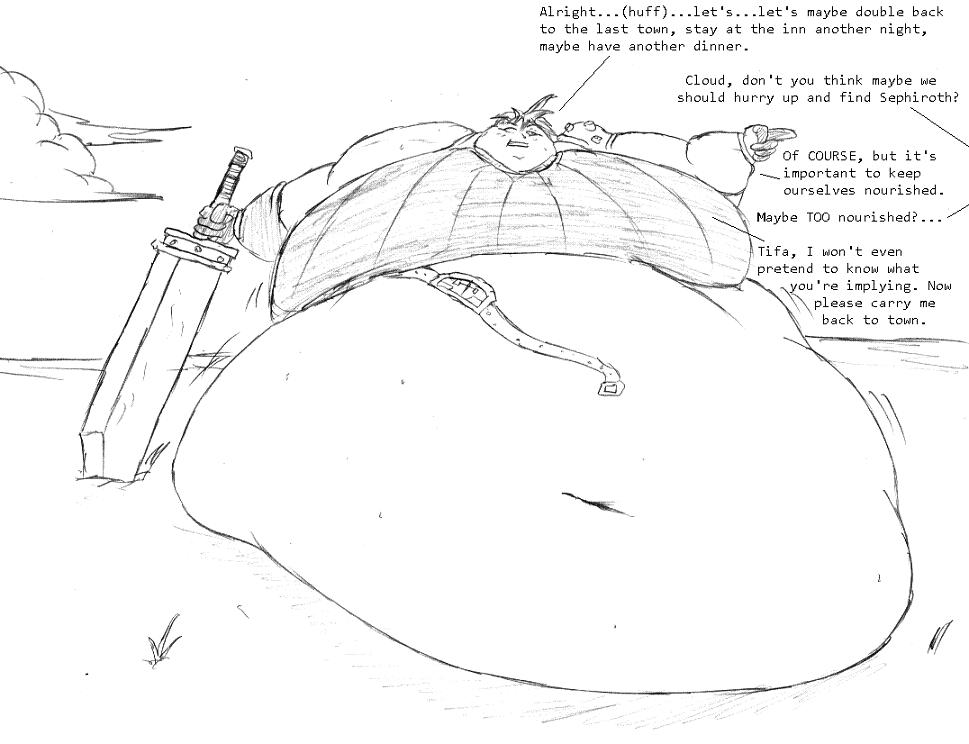 Fat Cloud By Saxxoff On Deviantart