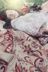 Sleeping Beauty by pullingcandy