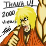 2000 Pageviews by Kiru100