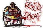 Meatsack by Kiru100