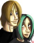 Nick and Lynze by Kiru100