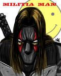 Militia Man Quick Draw by Kiru100