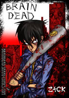 Brain Dead: Zack by Kiru100