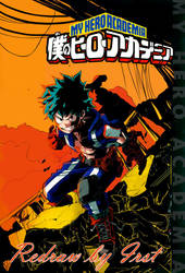 Boku no Hero Academia 33 Complete Color Redraw by IRSTs