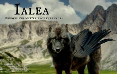 Request - Ialea Banner by HazelTheUnicorn