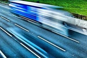 warp drive truckers by speed-demon