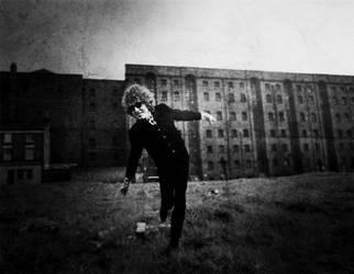Bob Dylan by Byyr