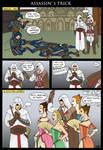 Assassin's Trick by kia88