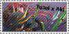 Faithshipping Stamp by StarFlucks