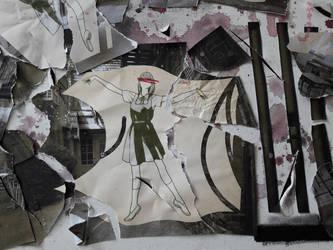 Figuration of destruction   Image destruction - 5 by Heirakurei