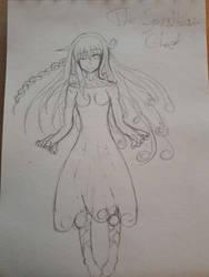 The Synesthesia Ghost by Heirakurei