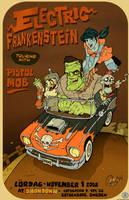 Electric Frankenstein Sweden by blitzcadet