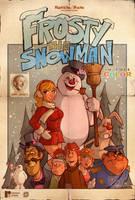 Frosty the Snowman by blitzcadet