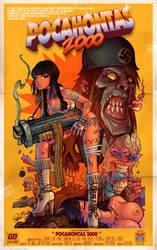 Pocahontas 2000 Poster by blitzcadet