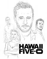 Hawaii Five O by StevenWilcox
