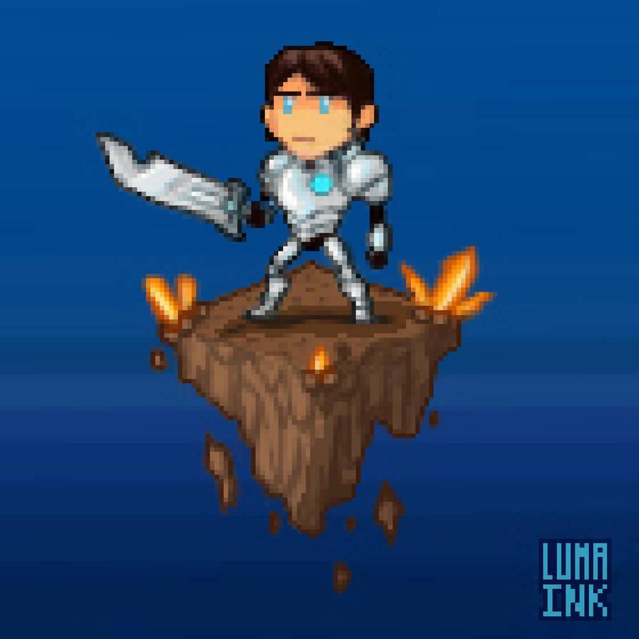 Jim Lake Jr. by Aunay