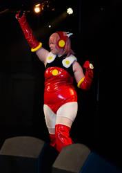 Kitacon 2015 Masquerade 86 by cosmicnut