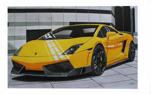 LAMBORGHINI GALLARDO LP 560 4 by Stephen59300