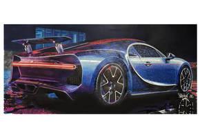 Bugatti chiron by Stephen59300
