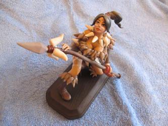 Nidalee Figurine by Hojin-tron