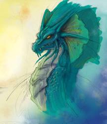 Sea Dragon by Pandora27