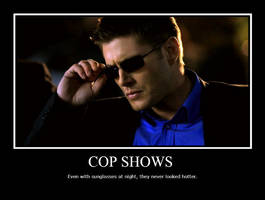 Cop Shows by annatubby