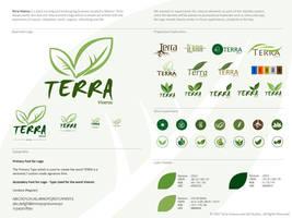 Terra Viveros, Identity by qdstudios