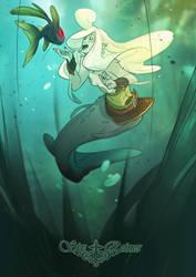 Sirene Fin- by ArtofGrelin