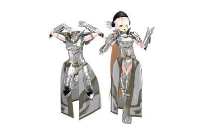 MMD Sacred Knight Base Download by Entzminger500