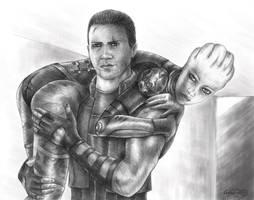 Mass Effect Spoils of War by Agregor