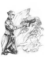Mass Effect 3, Shadow Broker by Agregor