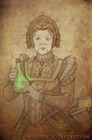 Sorceress of the Seven Spires by Agregor