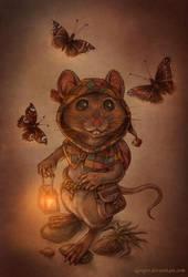 Ghost of a tale_Tilo by Agregor