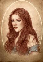 Solona_Dragon Age Origins by Agregor