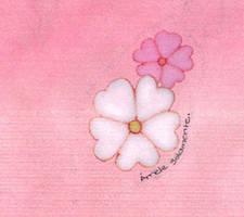 Cherry Blossom 2 by TheTempestOfNature