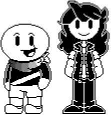 (OUTDATED) Painted Plummet: James + Jaiden bs by GonzaloGamer128NEW