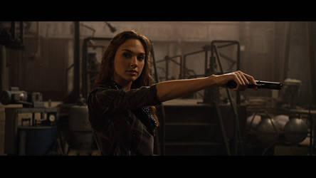 Fast And Furious 5 - Gisele Yashar (2) by NewYungGun