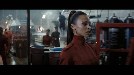 Star Trek - Nyota Uhura (9) by NewYungGun