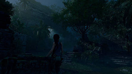 Shadow Of The Tomb Raider - Lara Croft (8) by NewYungGun