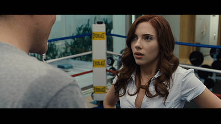Iron Man 2 - Black Widow (3) by NewYungGun