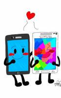 Galaxy X MePhone4 by LightningWolf272