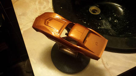 Copper Vette by awash2002