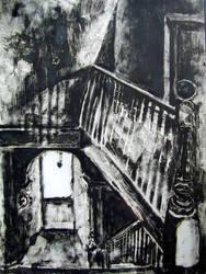 Hallway by Phospheressence