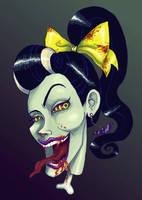 Blood Lust by sera-era